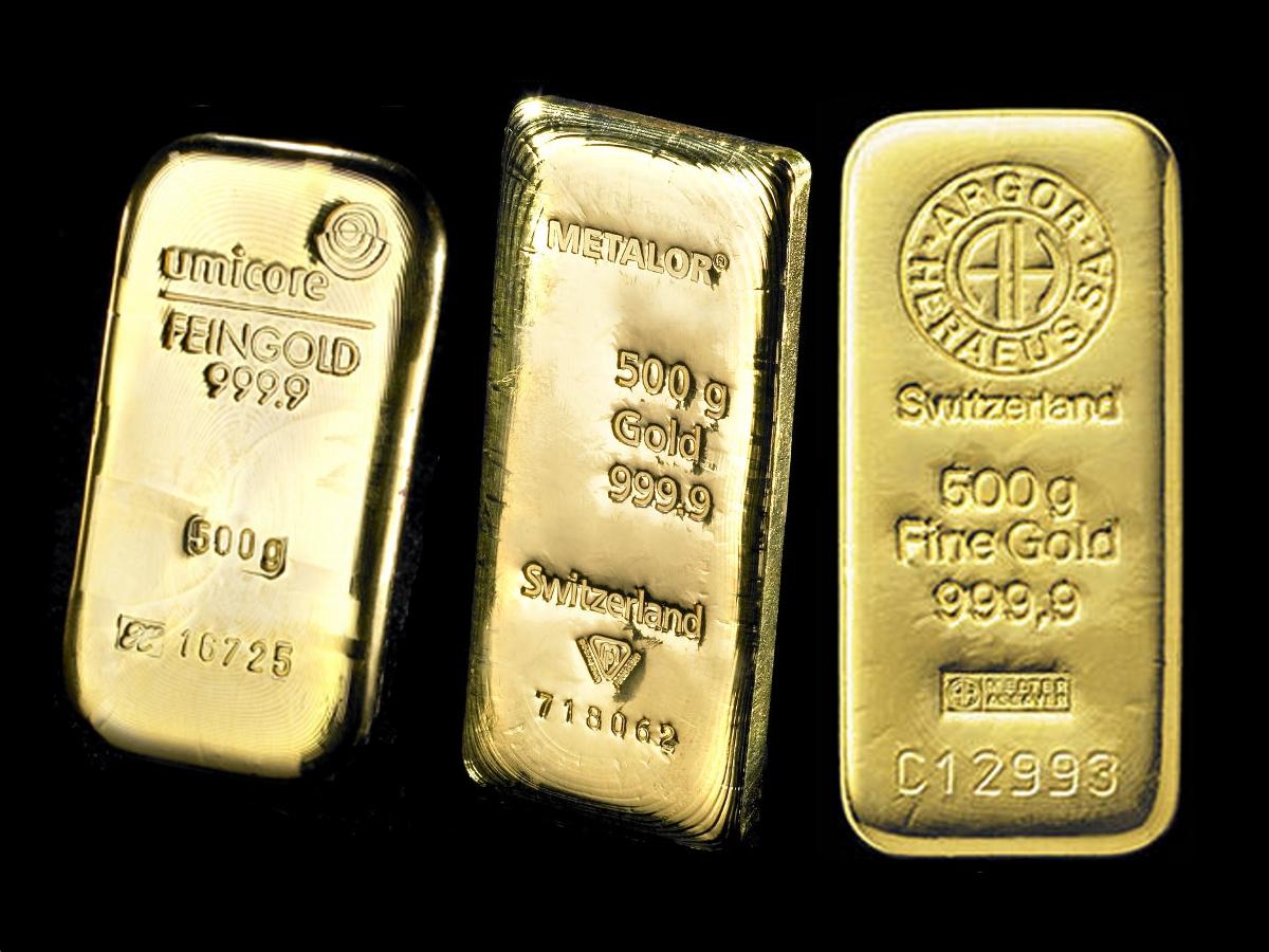 500g Gold Bars Buy 500 Gram Gold Bar Bullionbypost