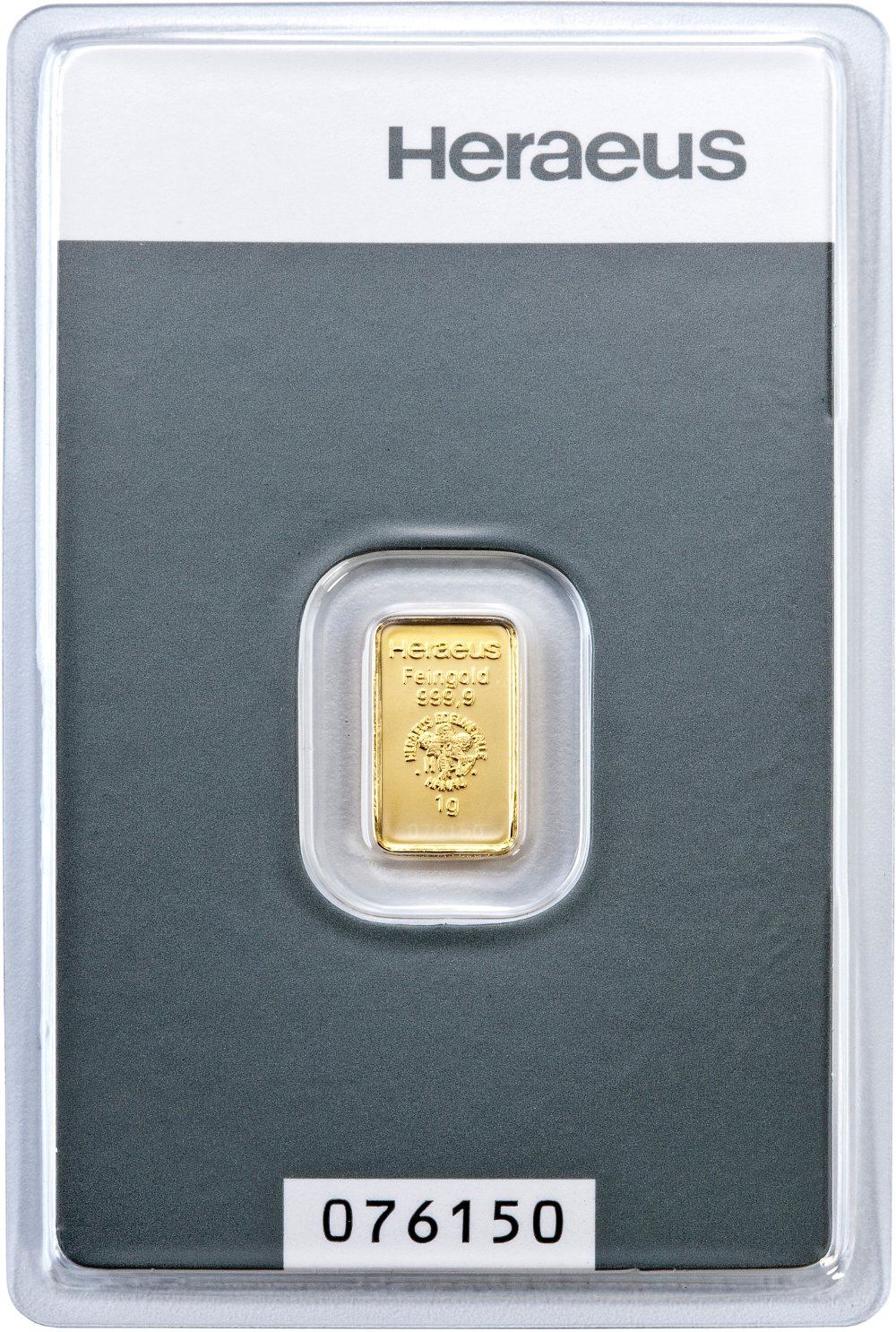 1g Heraeus Gold Bars Bullionbypost From 58