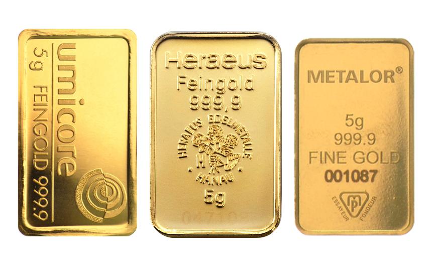 5 Gram Gold Bar Best Value