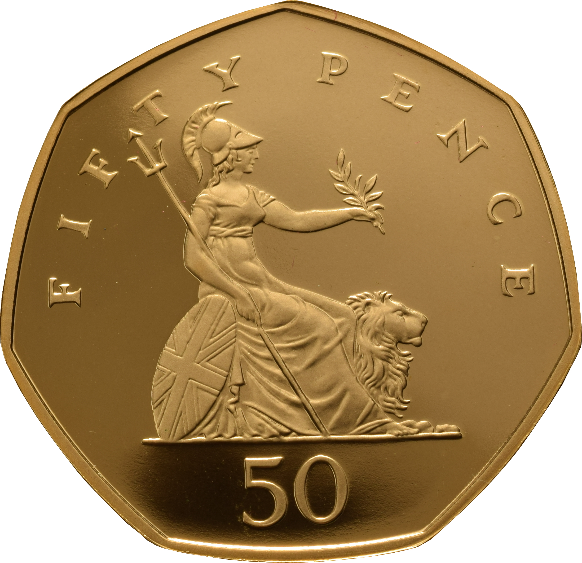 50p Gold Coins Buy Gold Fifty Pence Pieces At