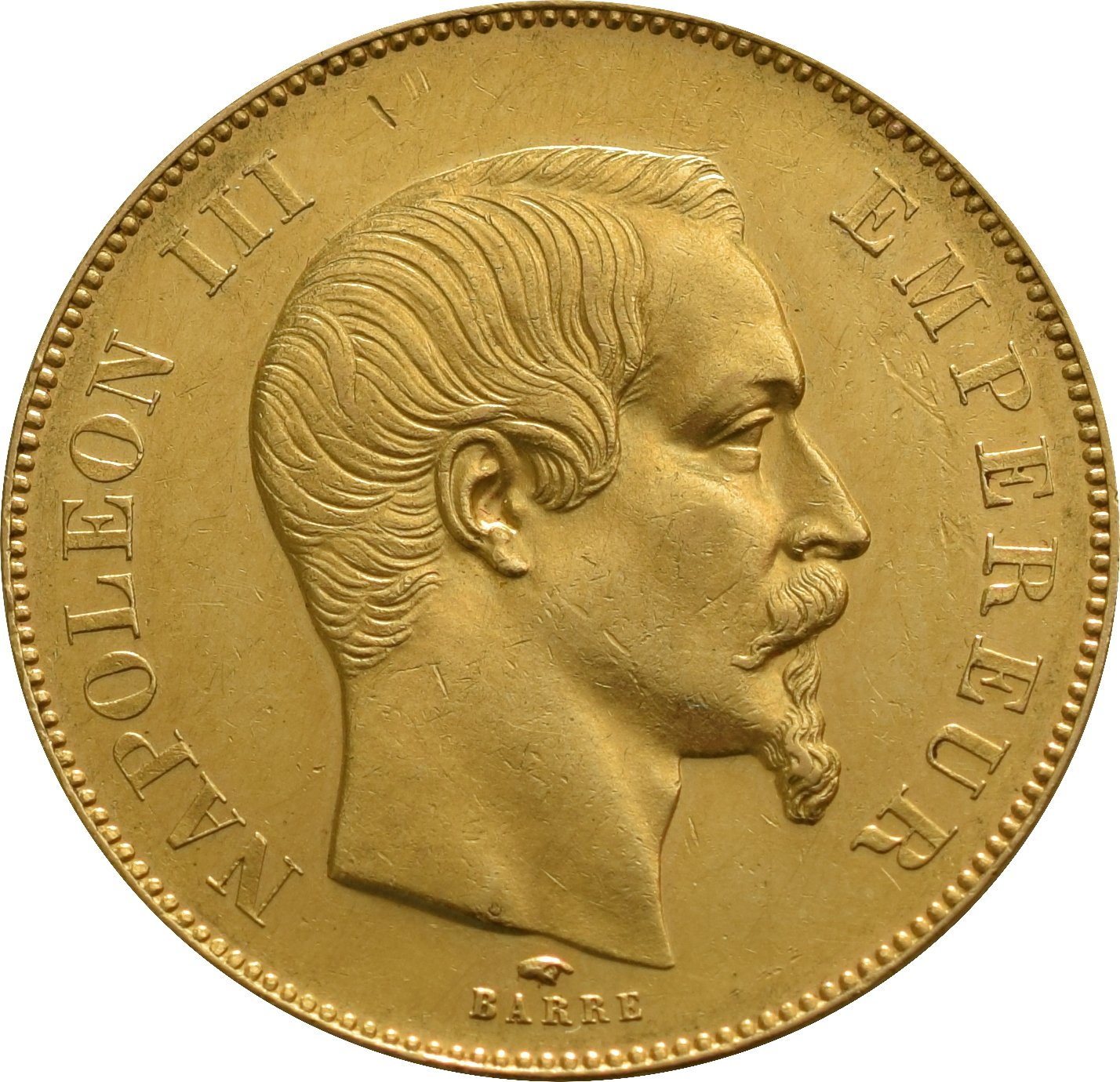 50 French Franc Gold Coin From Bullion By Post The Uk S