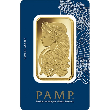 Pamp 5 Tola Gold Bar Bullionbypost From 2 407