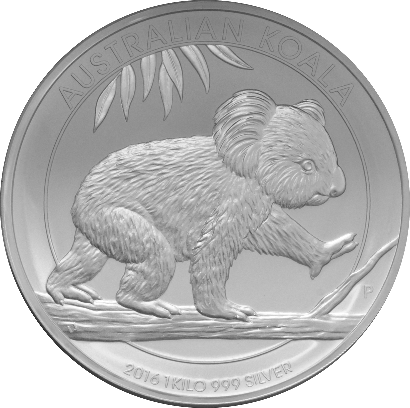 Buy 2016 1 Kilo Koala Silver Coin From Bullionbypost